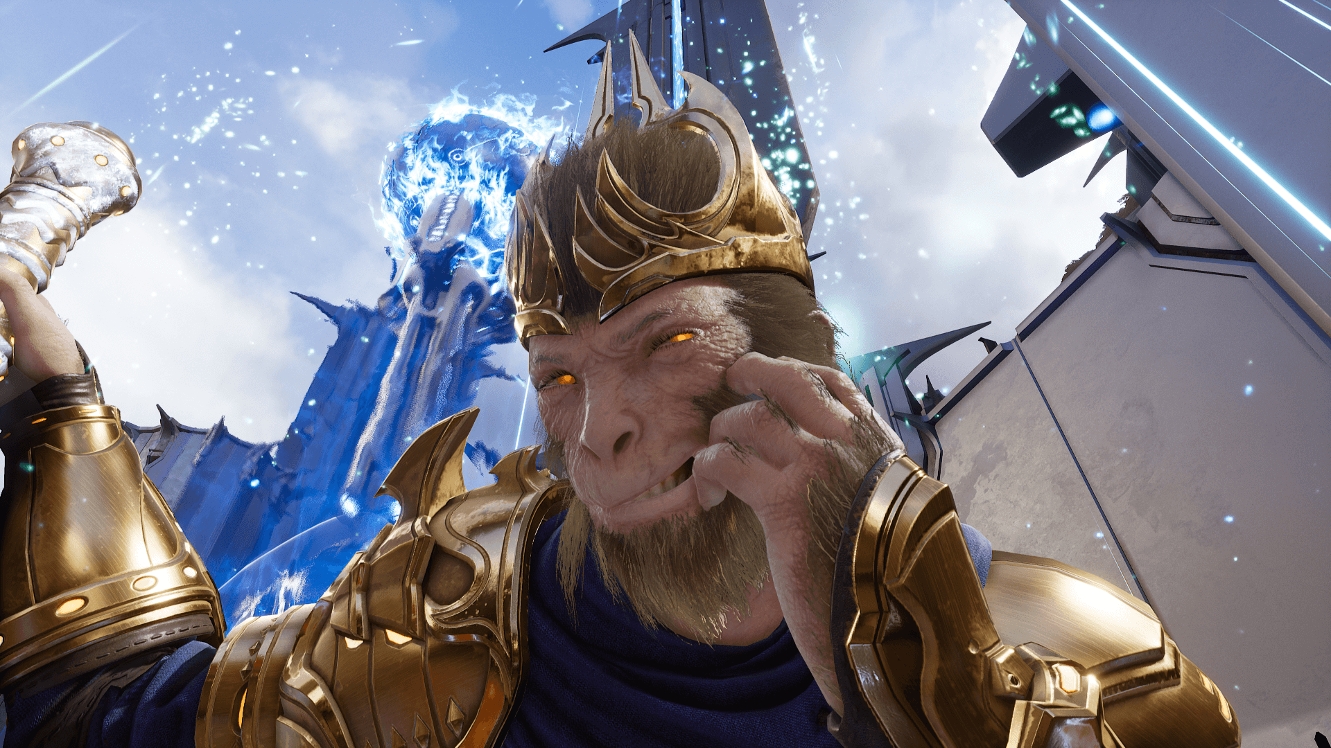 1920x1080 Getting up close with Royal Wukong screenshots! - Album on Imgur