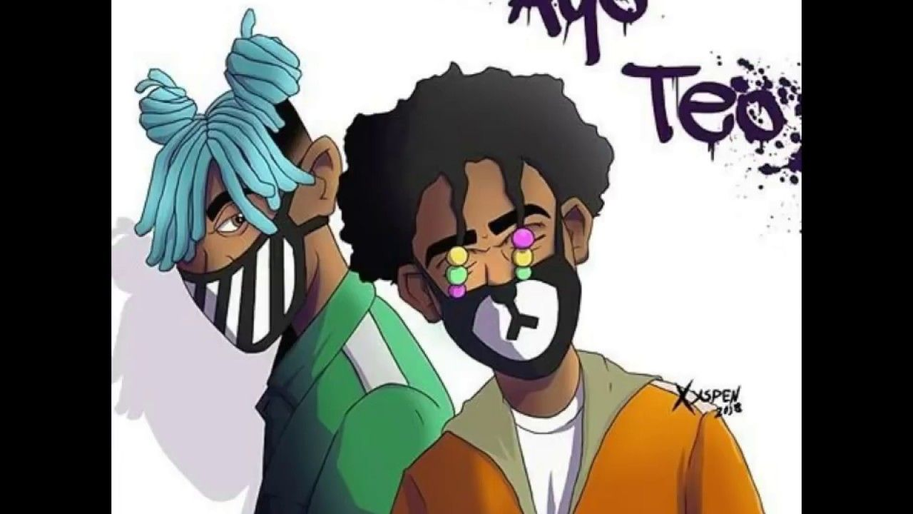 1280x720 Ayo & Teo - Trophy [Free Verse] (Snippet) - YouTube