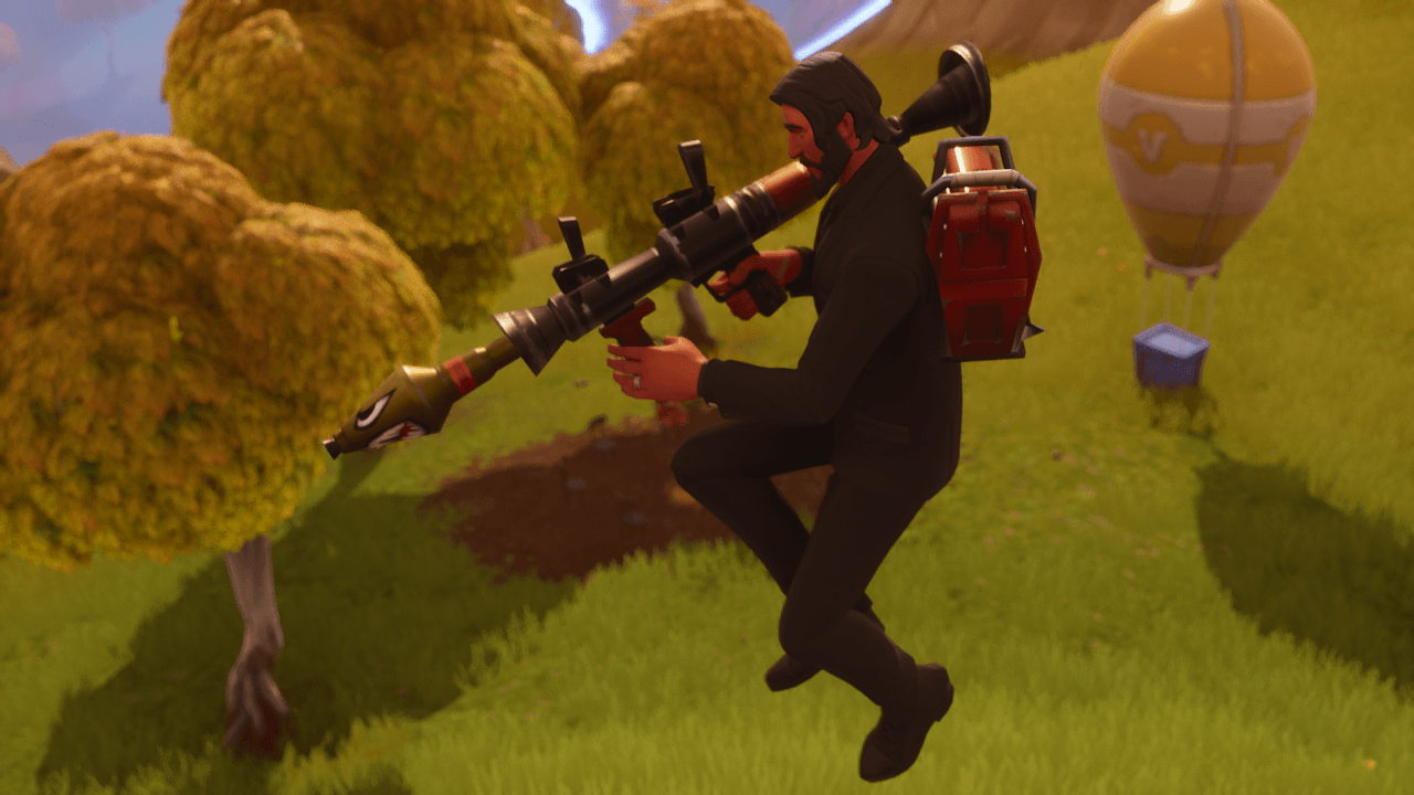 1280x720 Fortnite Wallpapers I got using the replay tool - Album on Imgur