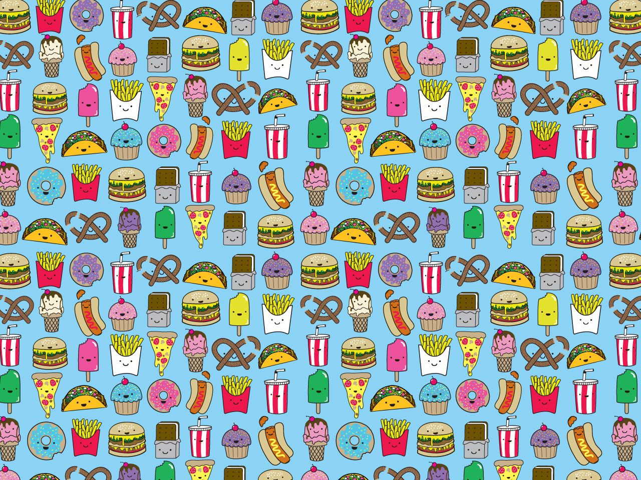 1280x960 cute food backgrounds Gallery (65+ images)