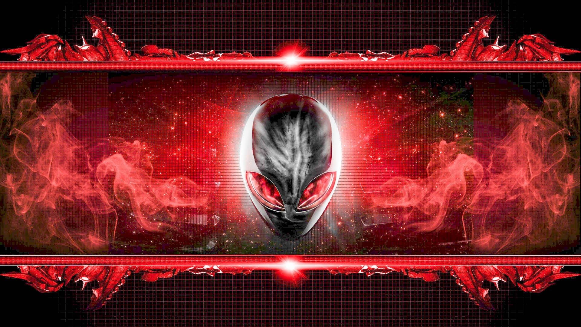 1920x1080 Red Alienware Wallpapers (74+ background pictures)