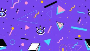 80s Shapes Wallpapers – Top Free 80s Shapes Backgrounds