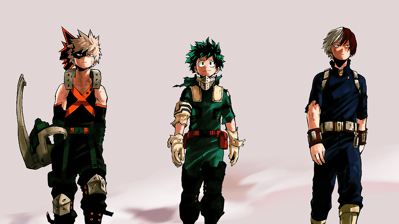 1600x900 1246 My Hero Academia HD Wallpapers | Background Images - Wallpaper ...