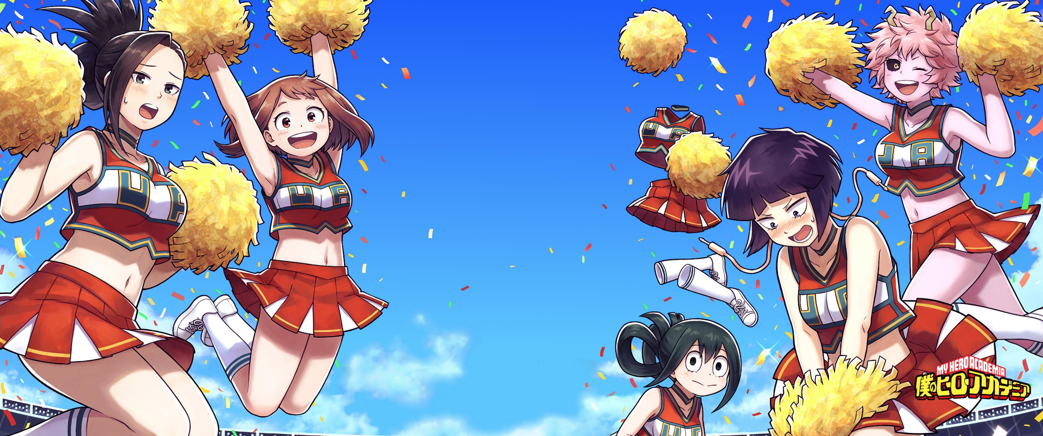 3440x1440 Widened this from 1080p [Boku No Hero Academia][3440x1440 ...