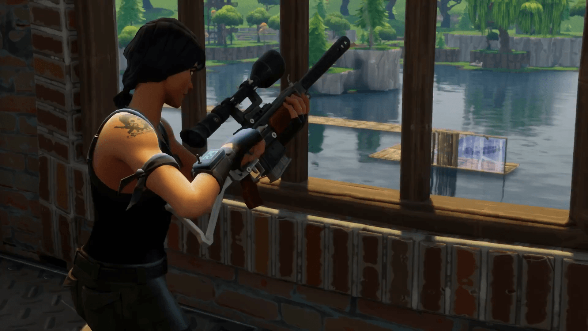 1920x1080 Last Chance To Play Fortnite: Battle Royale's Sniper Event - GameSpot