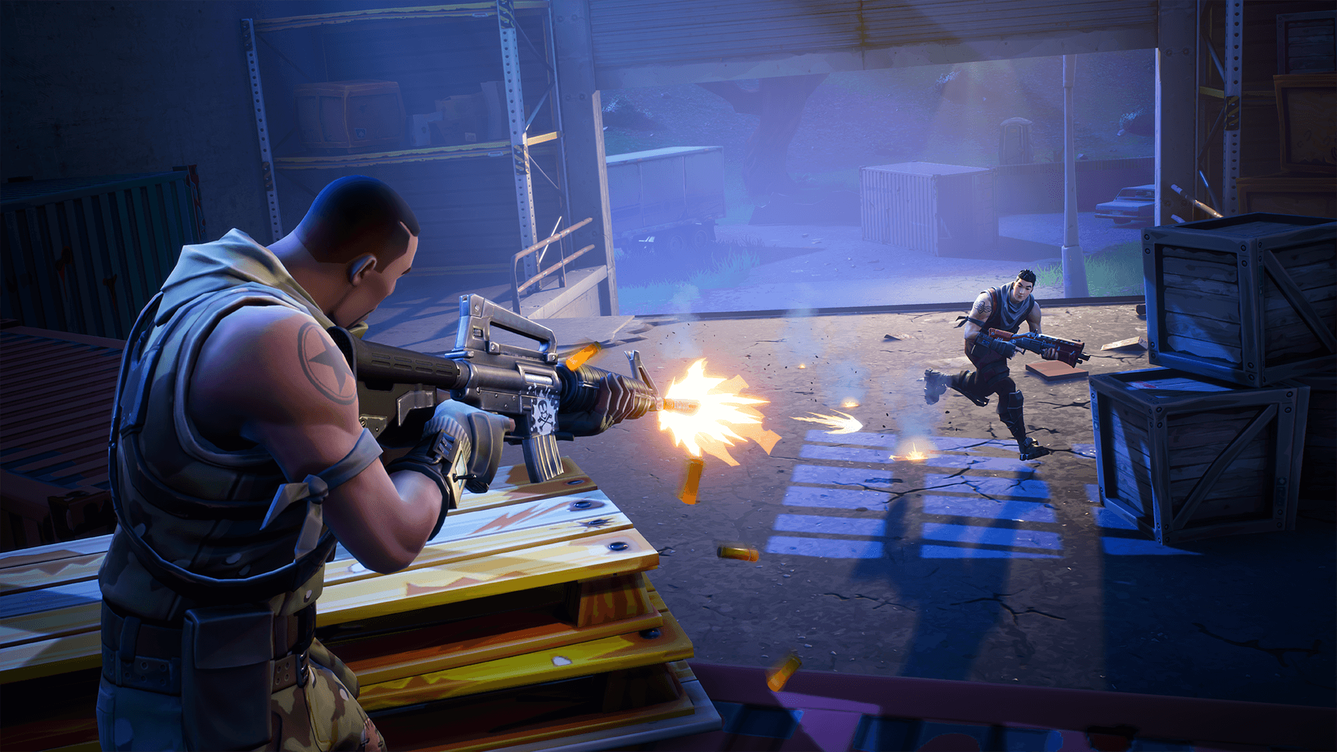 1920x1080 Fortnite Battle Royale Has a New Sniper Shootout Mode Available ...