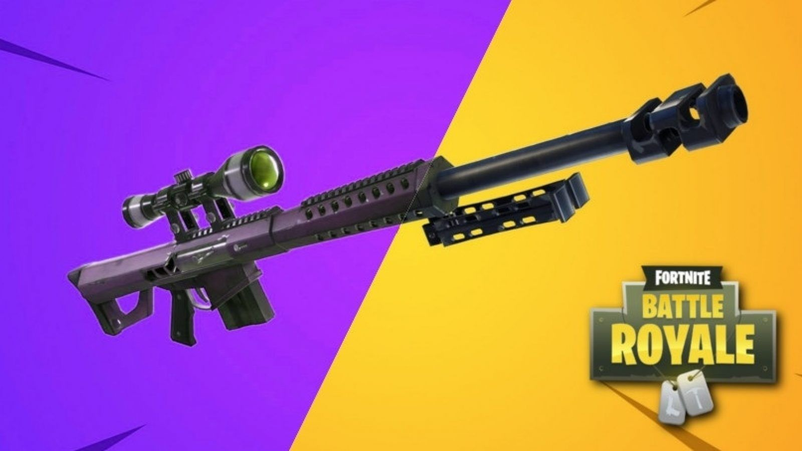 1600x900 Most Overpowered Way to Use the New Heavy Sniper Rifle in Fortnite ...