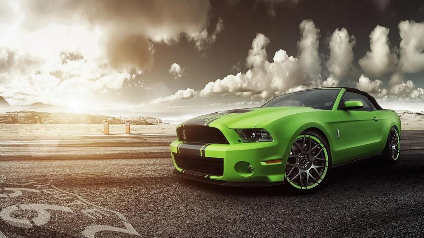 1280x720 Cool Ford Mustang Wallpaper for Android - APK Download