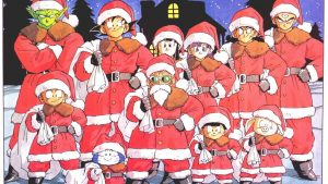 DBZ Christmas Wallpapers – Top Free DBZ Christmas Backgrounds