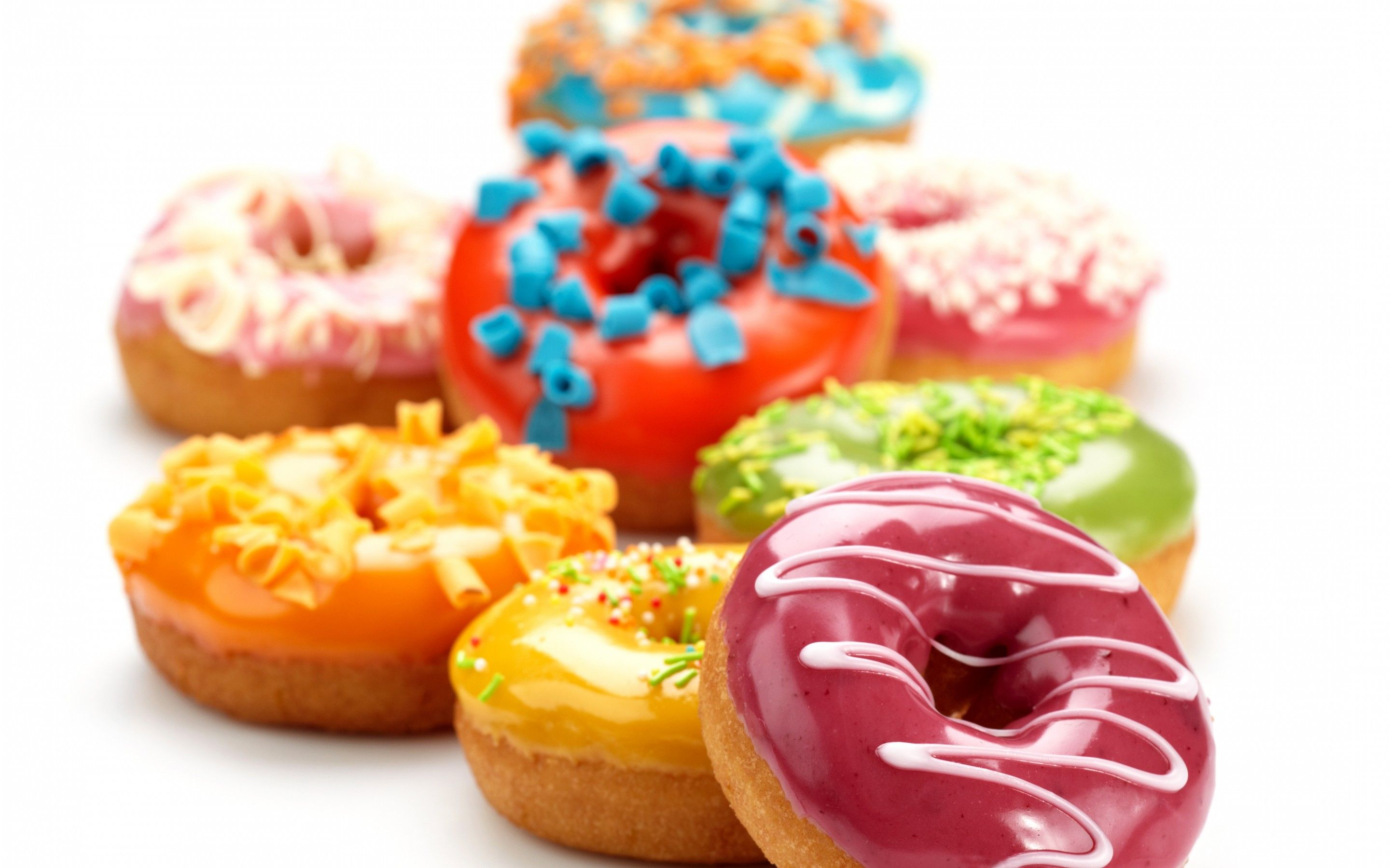 2880x1800 75 Doughnut HD Wallpapers | Background Images - Wallpaper Abyss