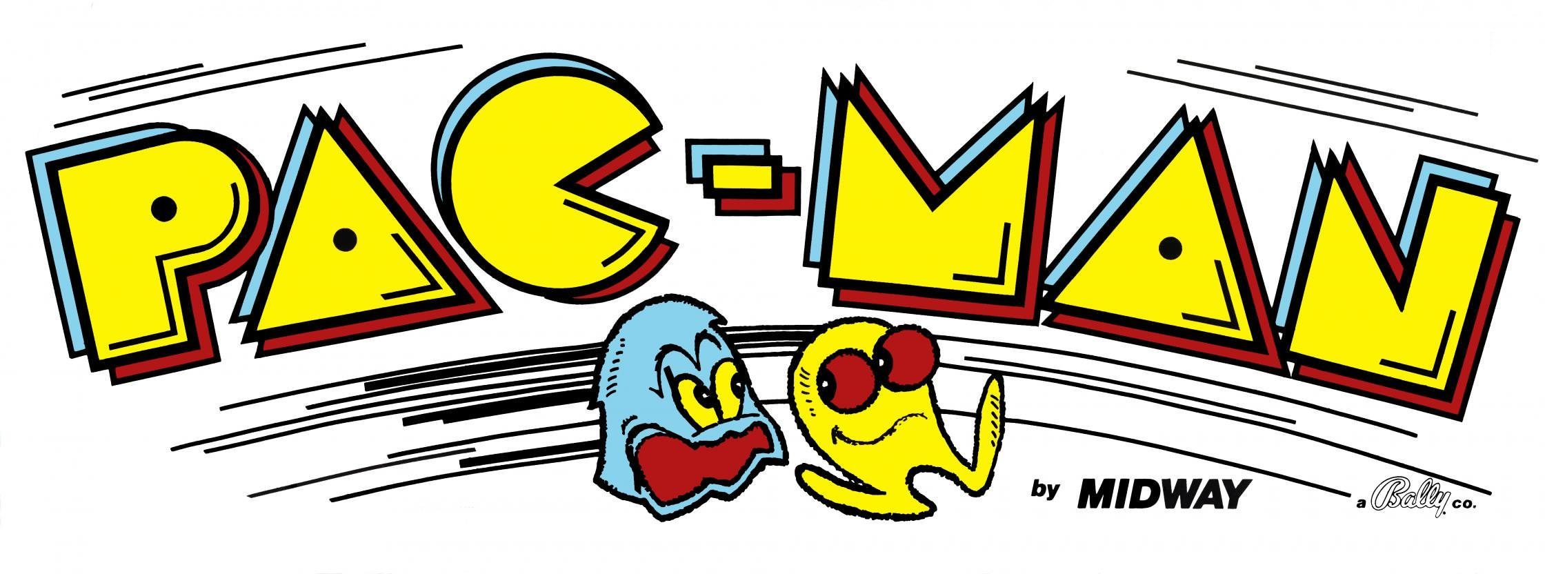 2240x832 Dual monitor Pac-Man wallpapers, HD backgrounds