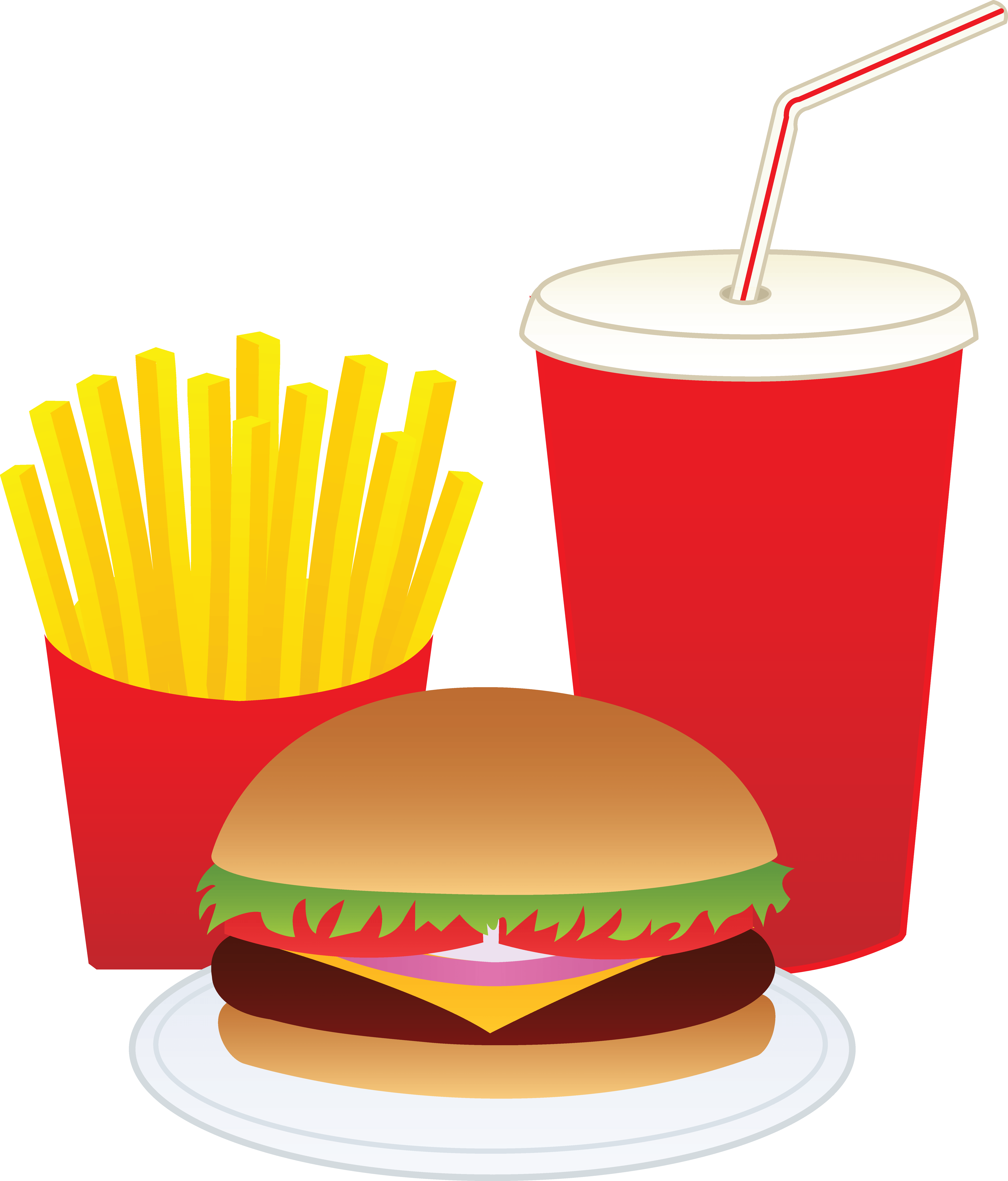 6390x7488 15 Cute hamburger and fries png for free download on mbtskoudsalg