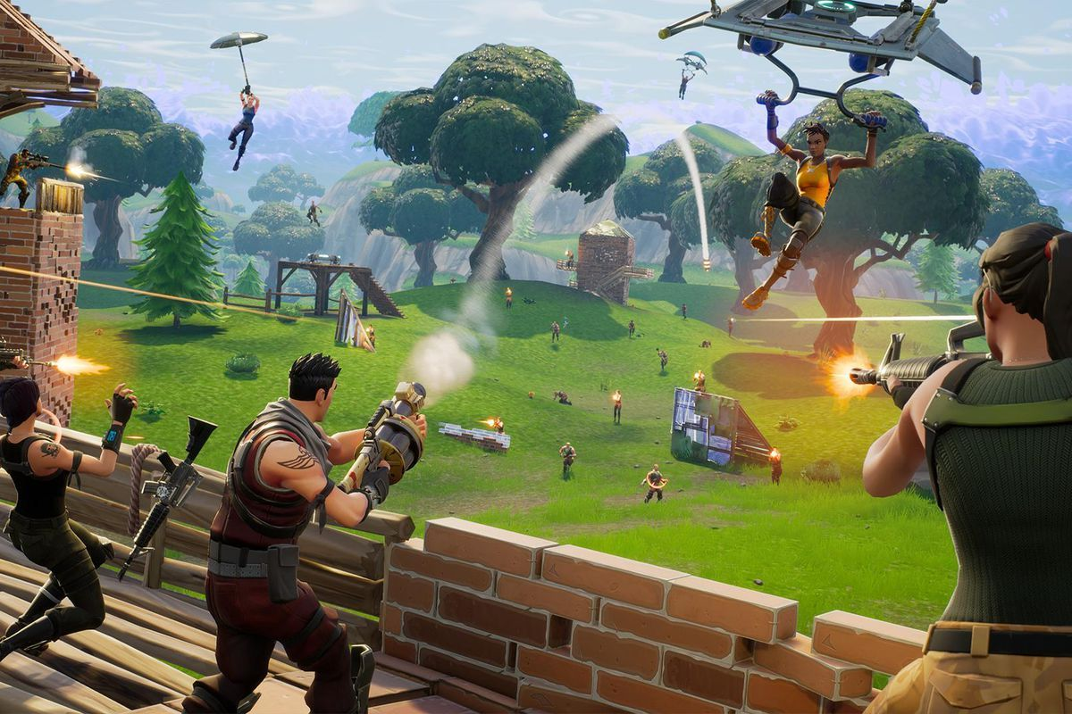 1200x800 Fortnite's 50 v 50 mode is teaching players how to be less selfish ...