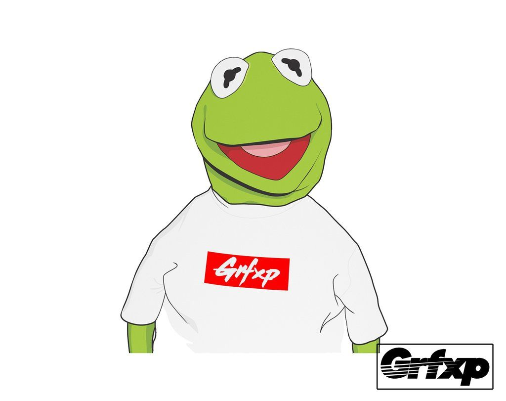 1024x811 supreme kermit the frog