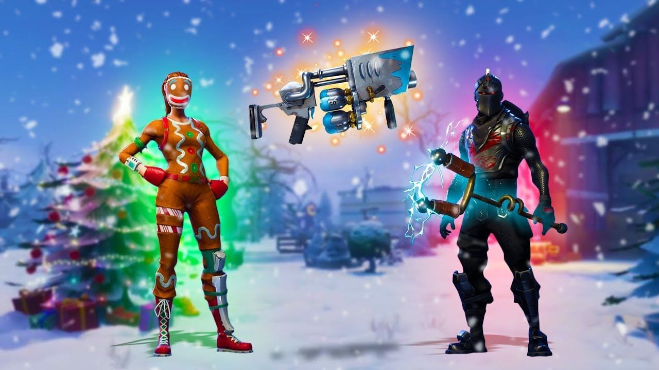 1280x720 CHRISTMAS UPDATE! *NEW WEAPON, SKINS, DANCES & MORE!* | Fortnite ...