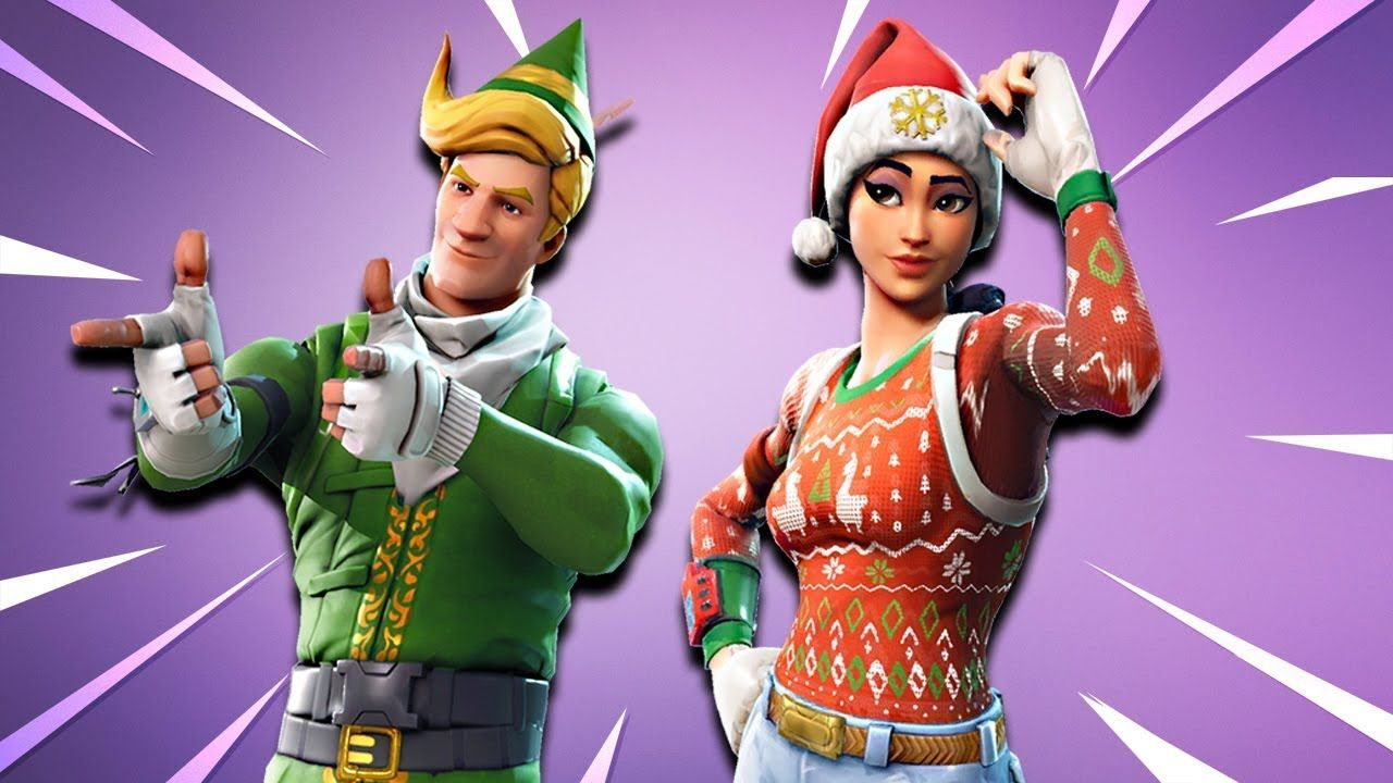 1280x720 Christmas Skins RETURNING in Fortnite.. - YouTube