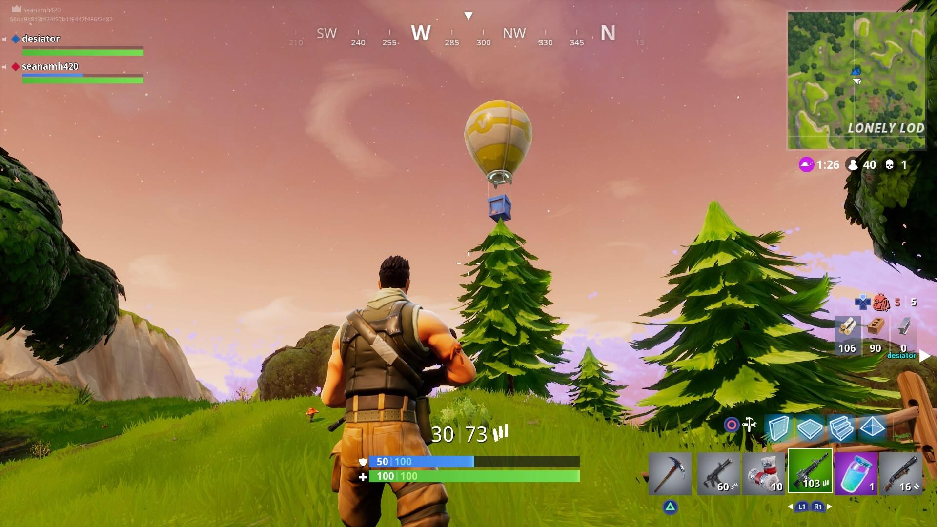 1920x1080 Looks like Christmas came early in fortnite Battle Royale ...