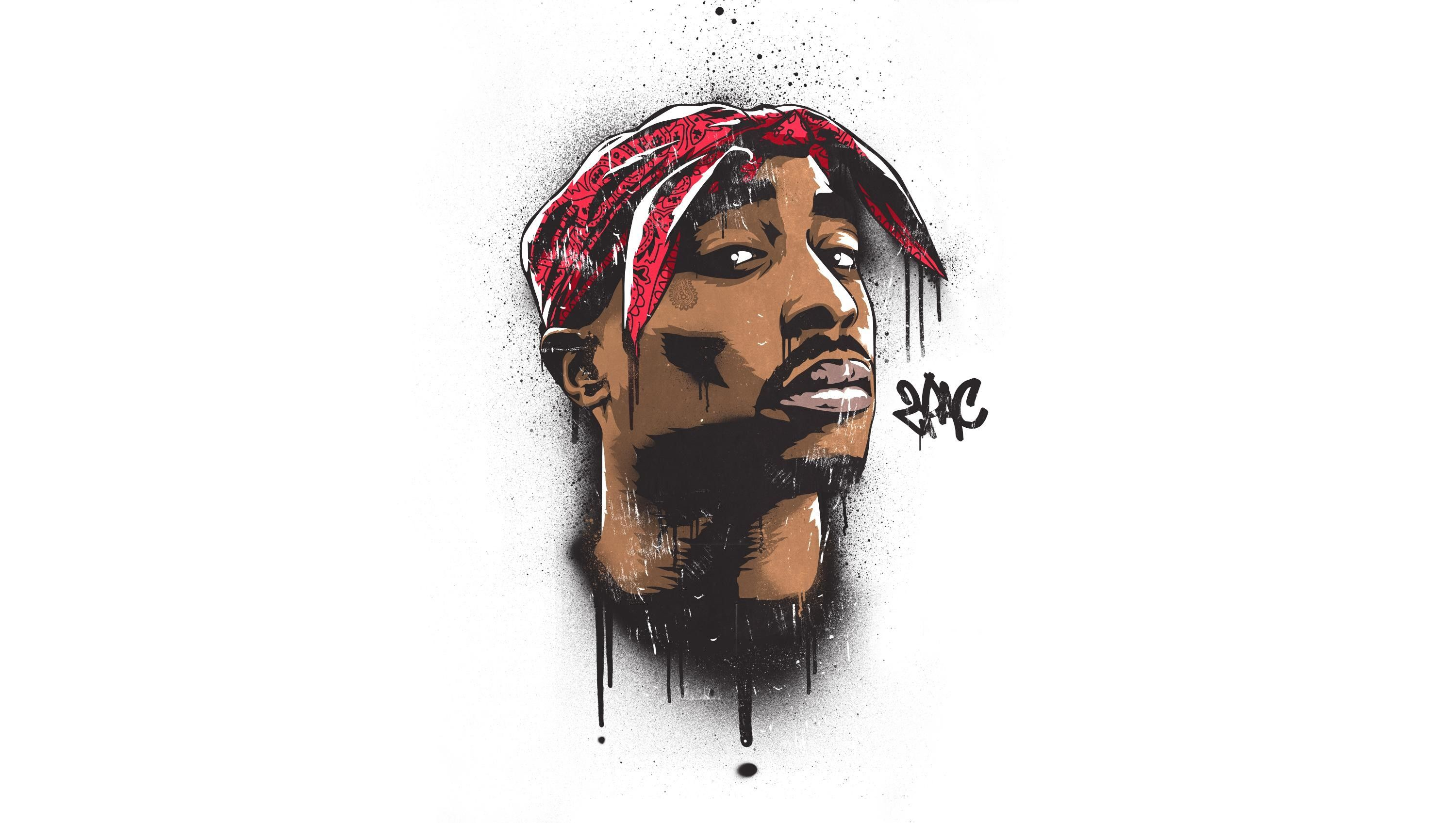 3000x1697 2Pac Wallpaper HD (78+ images)