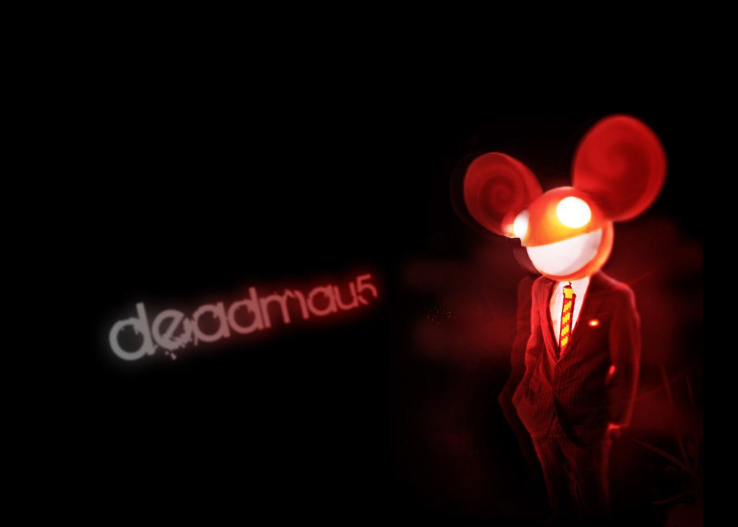 1057x755 deadmau5 wallpaper by Stig5 on DeviantArt