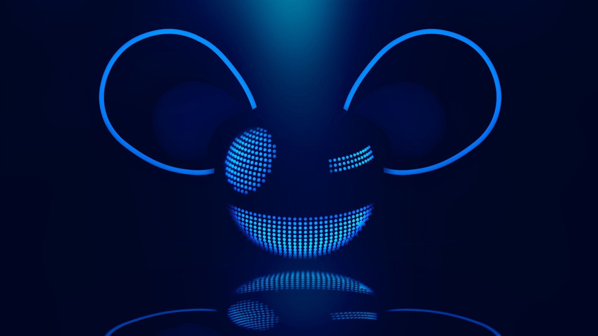 1920x1080 Deadmaus dead mouse winks at deadmaus Deadmau5. Desktop wallpapers ...