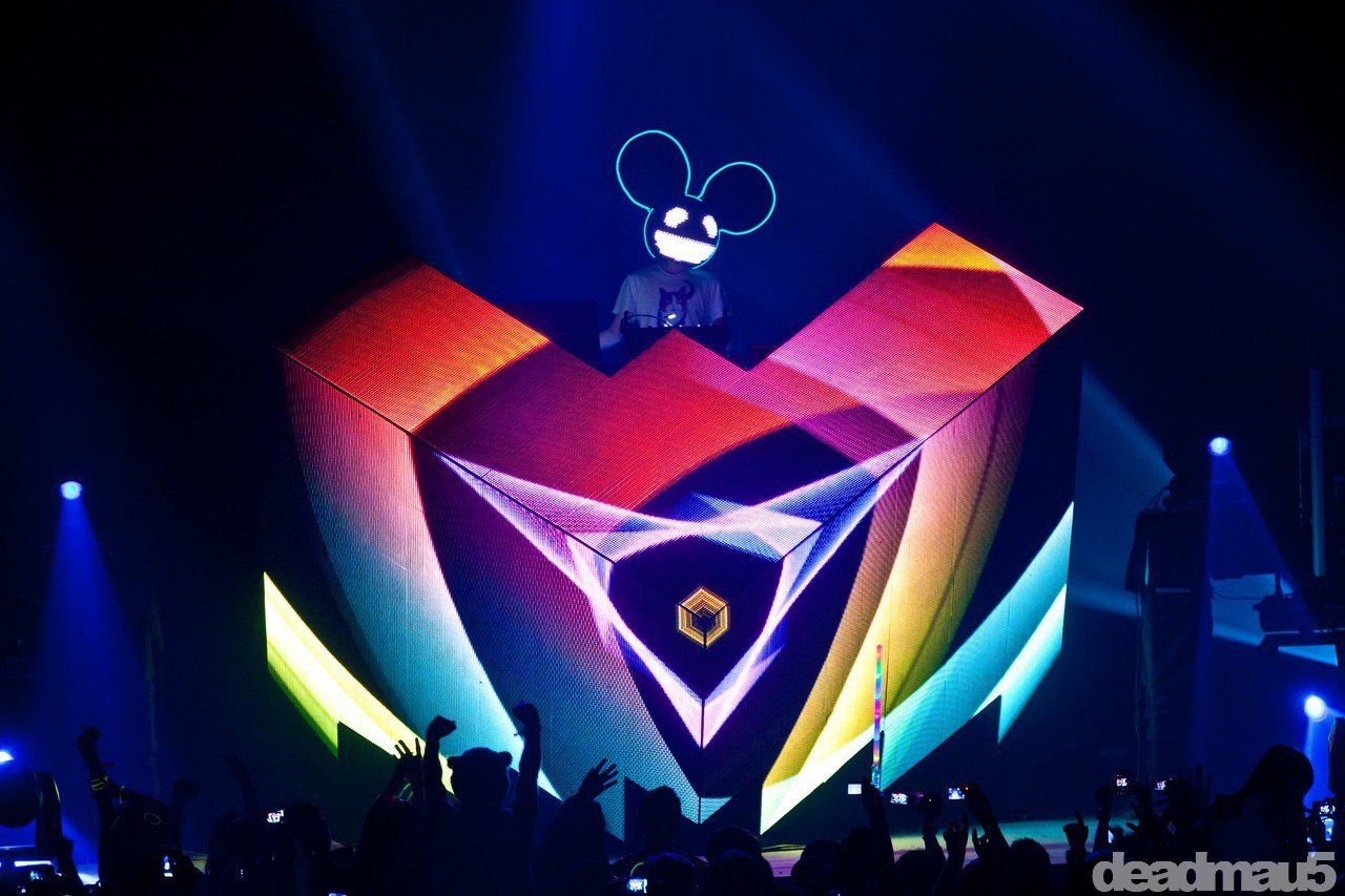 1280x853 Deadmau5 Finally Debuts Brand New Stage Design At Veld Music ...