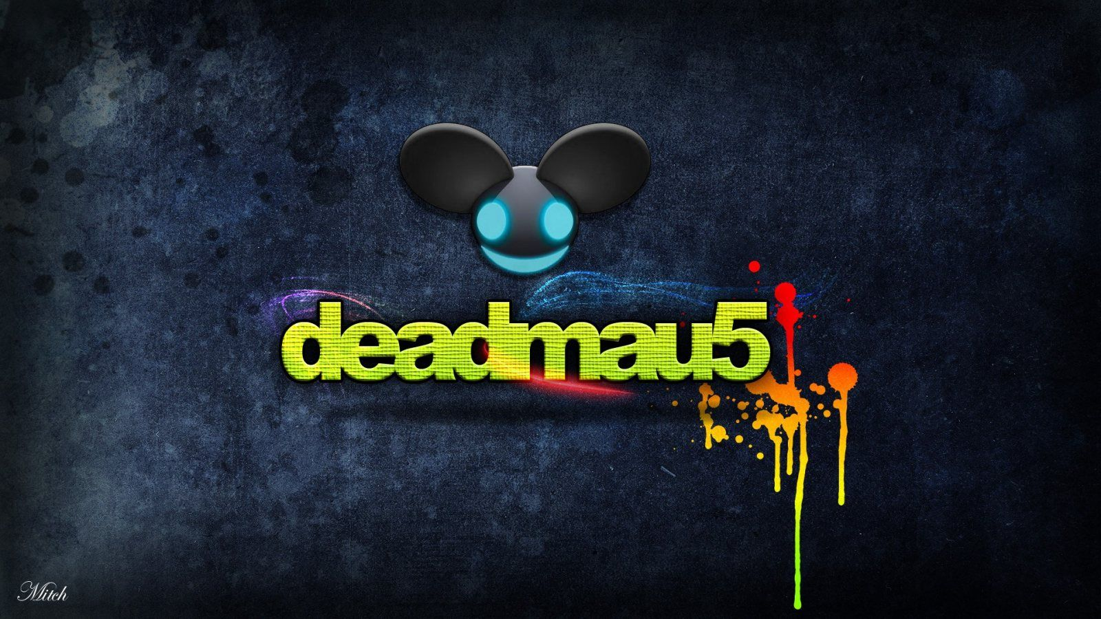 1600x900 Wallpaper Wednesday: Collection of Deadmau5 Wallpapers