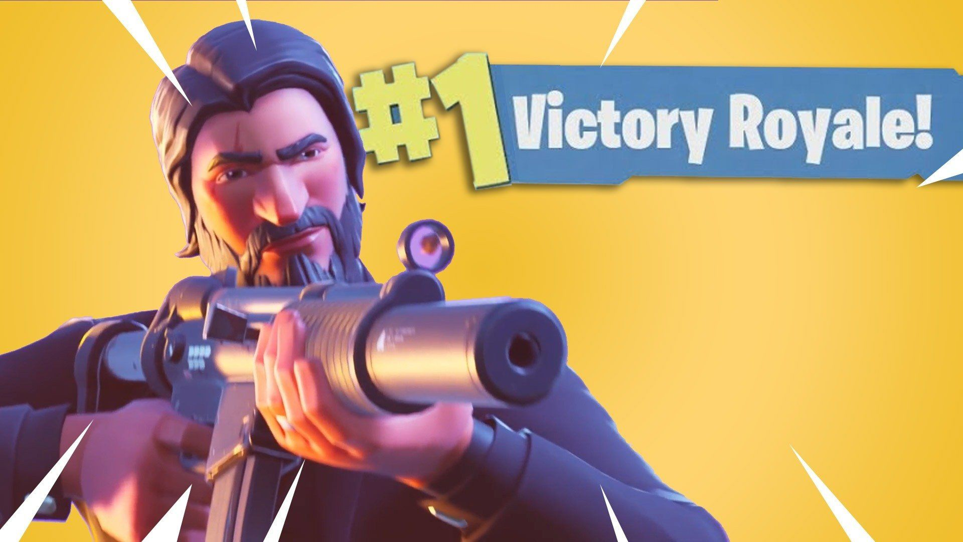 1920x1080 Fortnite Battle Royale: 7 Kill Solo Win Gameplay - IGN Video