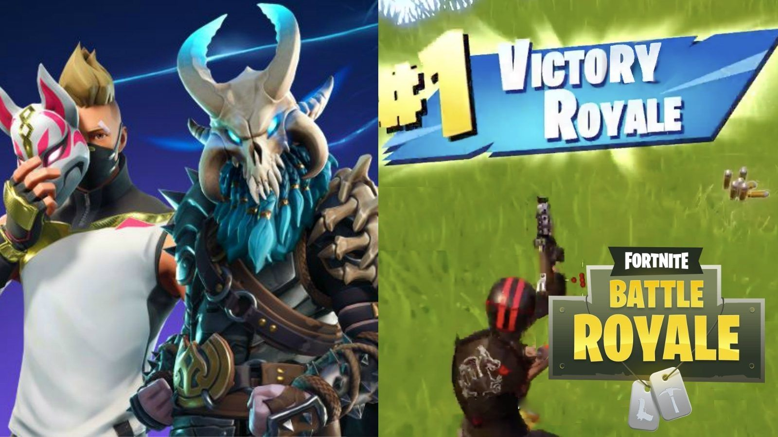 1600x900 Brand New Fortnite Victory Royale Screen and Slow-Mo Animation ...
