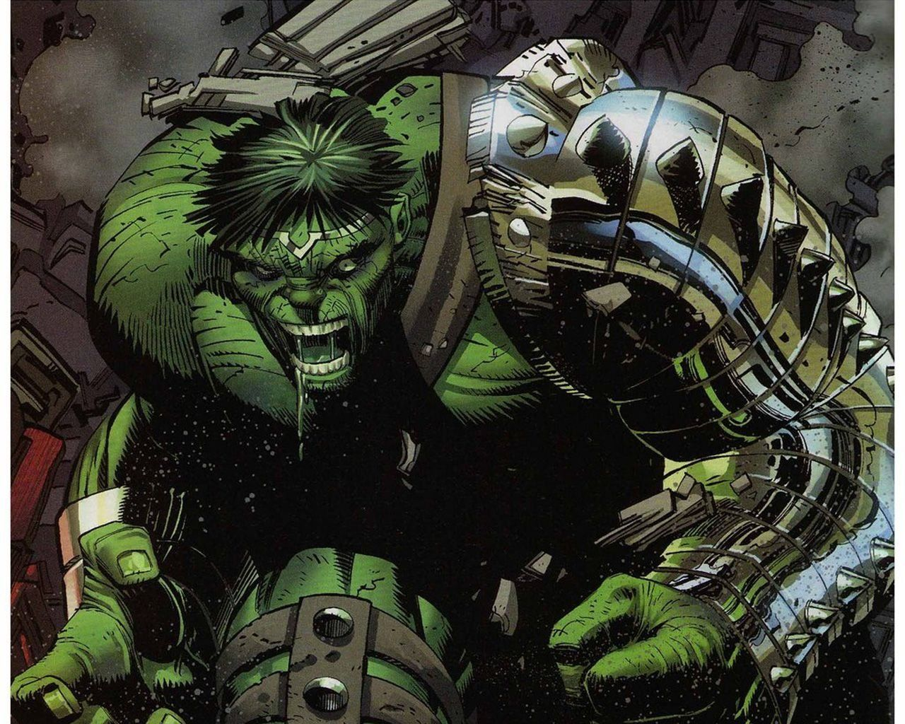 1280x1024 5 World War Hulk HD Wallpapers | Background Images - Wallpaper Abyss