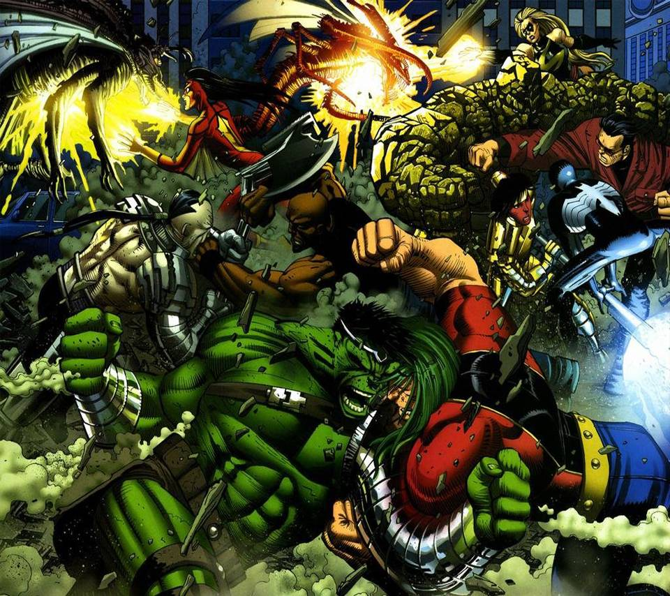960x854 World War Hulk HD Wallpaper by junior_heavy - a2 - Free on ZEDGE™