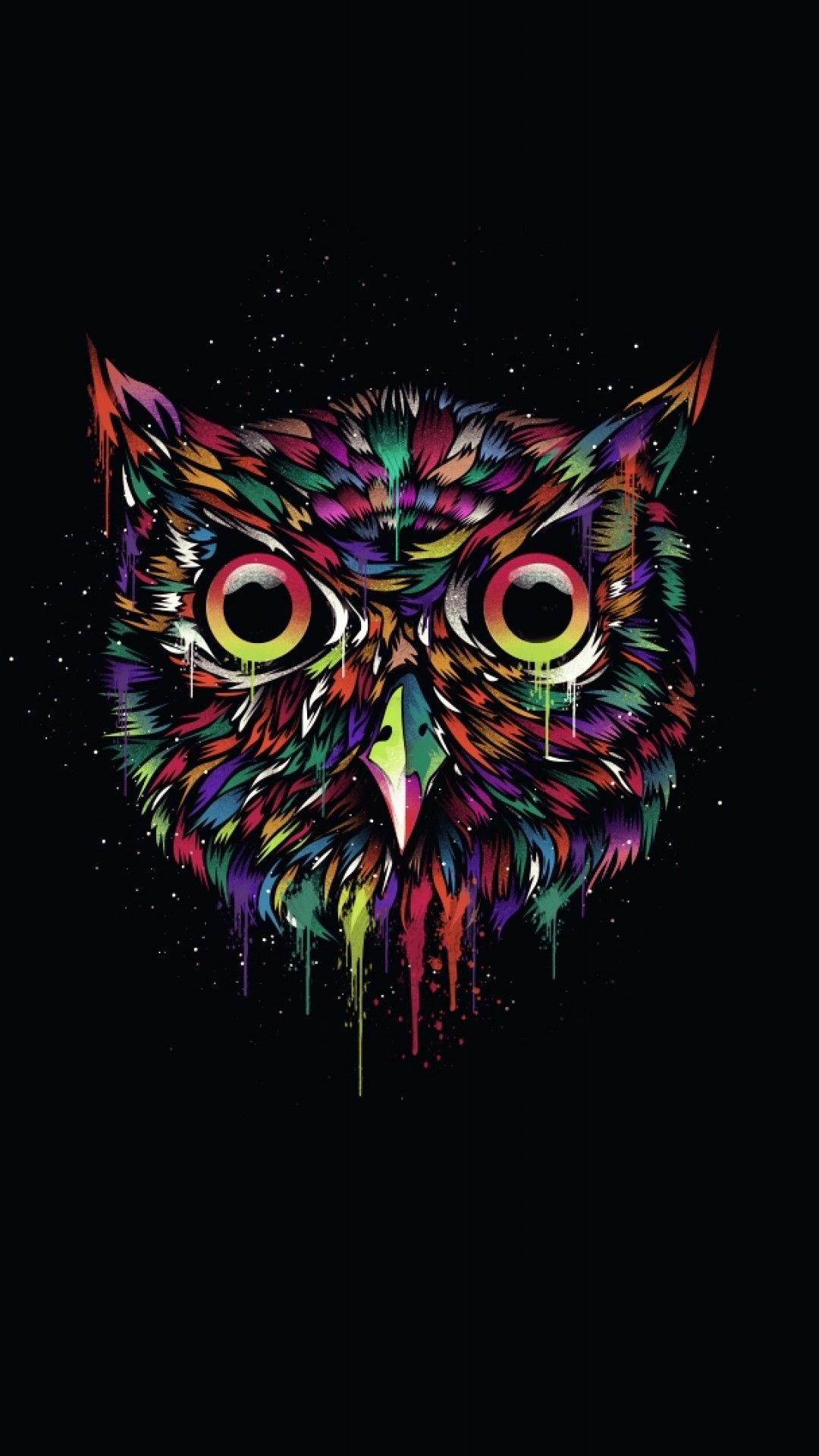 1080x1920 Owl Iphone Wallpaper (29+ images) on Genchi.info