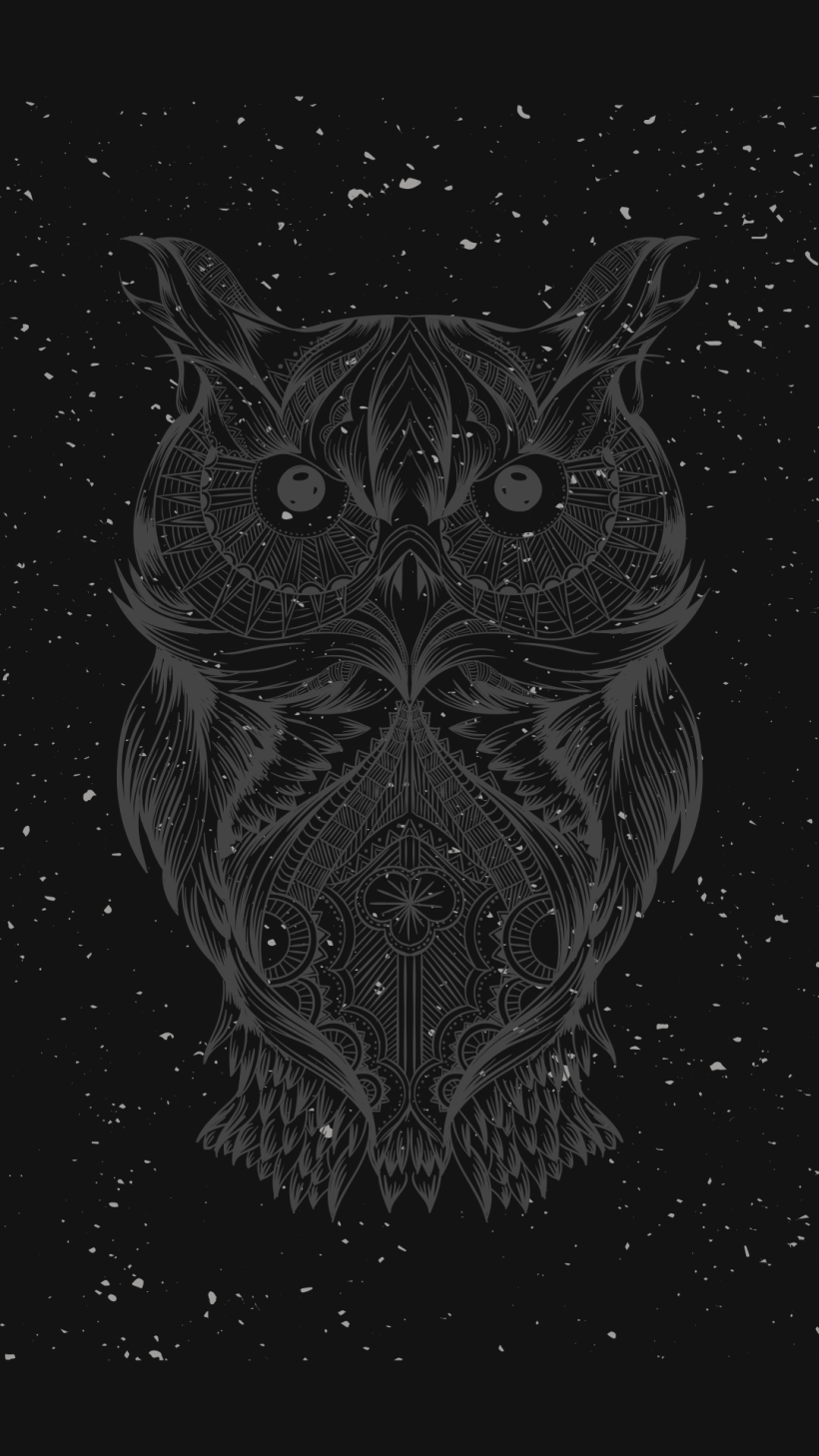 820x1458 Owl Wallpapers For Android | Bedwalls.co