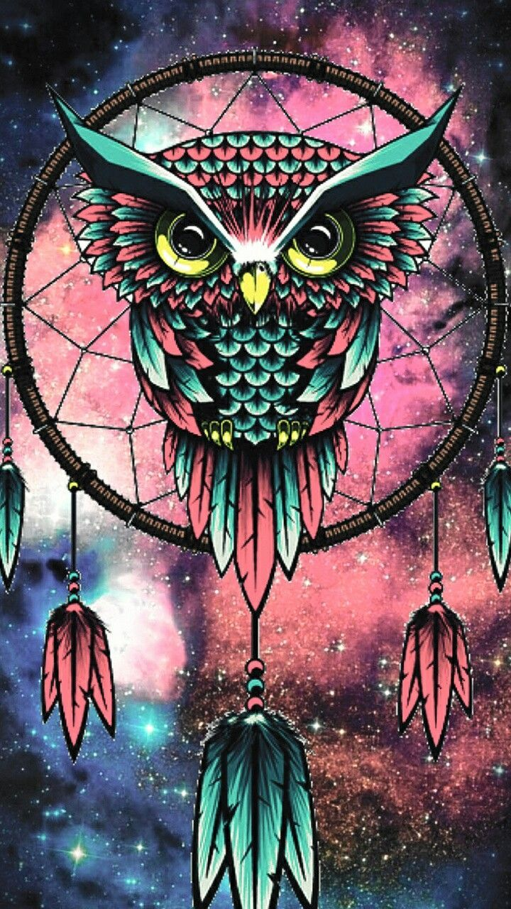 720x1280 Pin by allwehaveislove on 《 Wallpapers 》 | Pinterest | Owl artwork ...