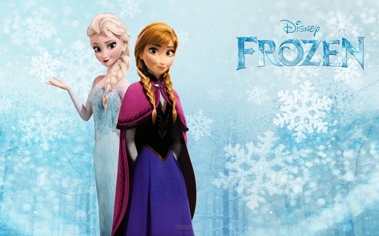 1280x800 Elsa and Anna images Elsa and Anna HD wallpaper and background ...