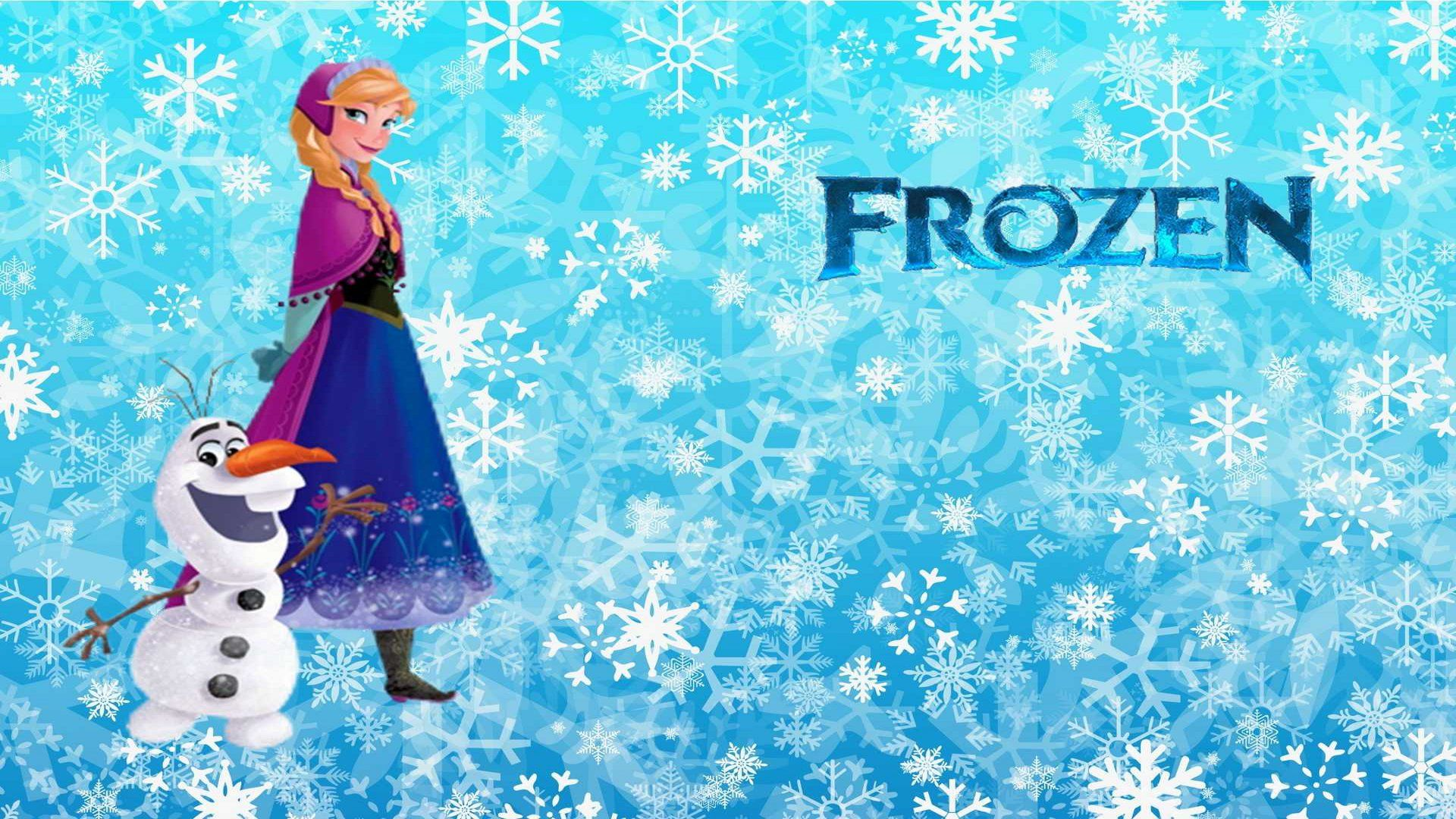 1920x1080 Frozen Anna and Olaf Wallpaper HD Desktop Wallpaper, Instagram photo ...