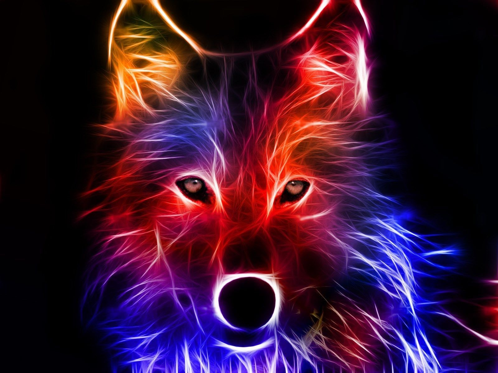 1600x1200 Wallpaper for android Neon Best Of Desktop Wallpaper for Wolf ...