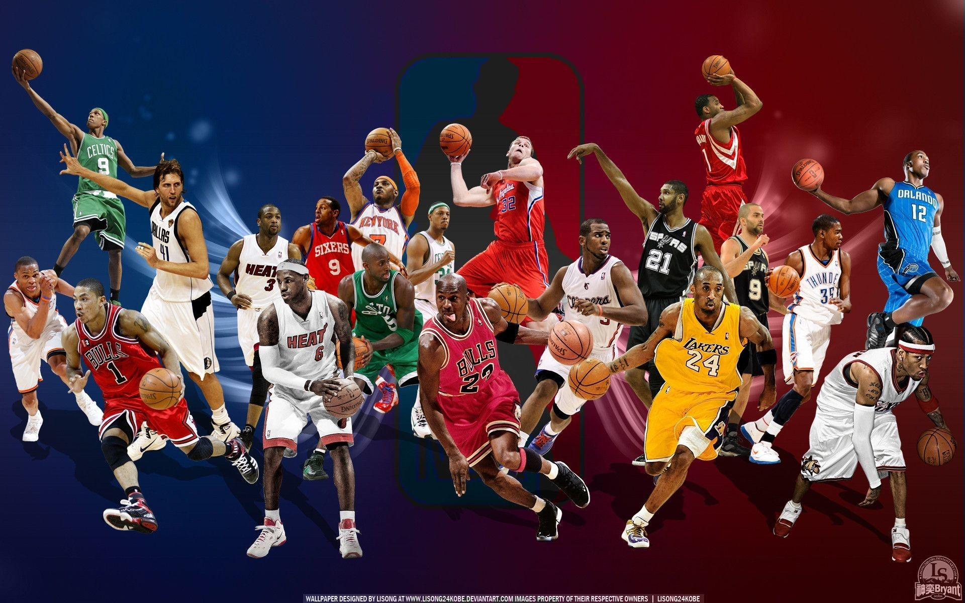 1920x1200 NBA 2018 Wallpapers ·①