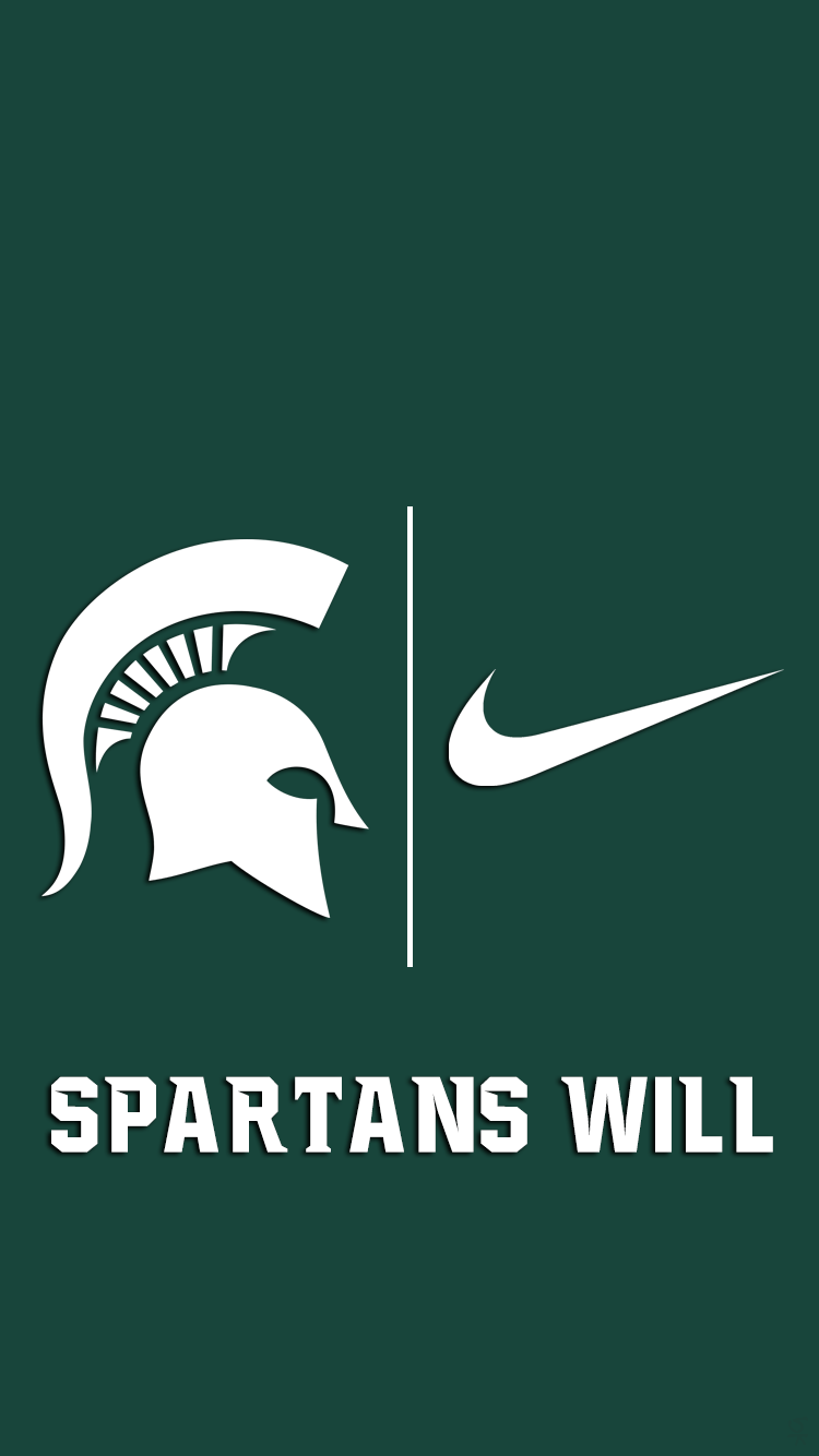750x1334 Michigan State Iphone Wallpaper Group (36+)
