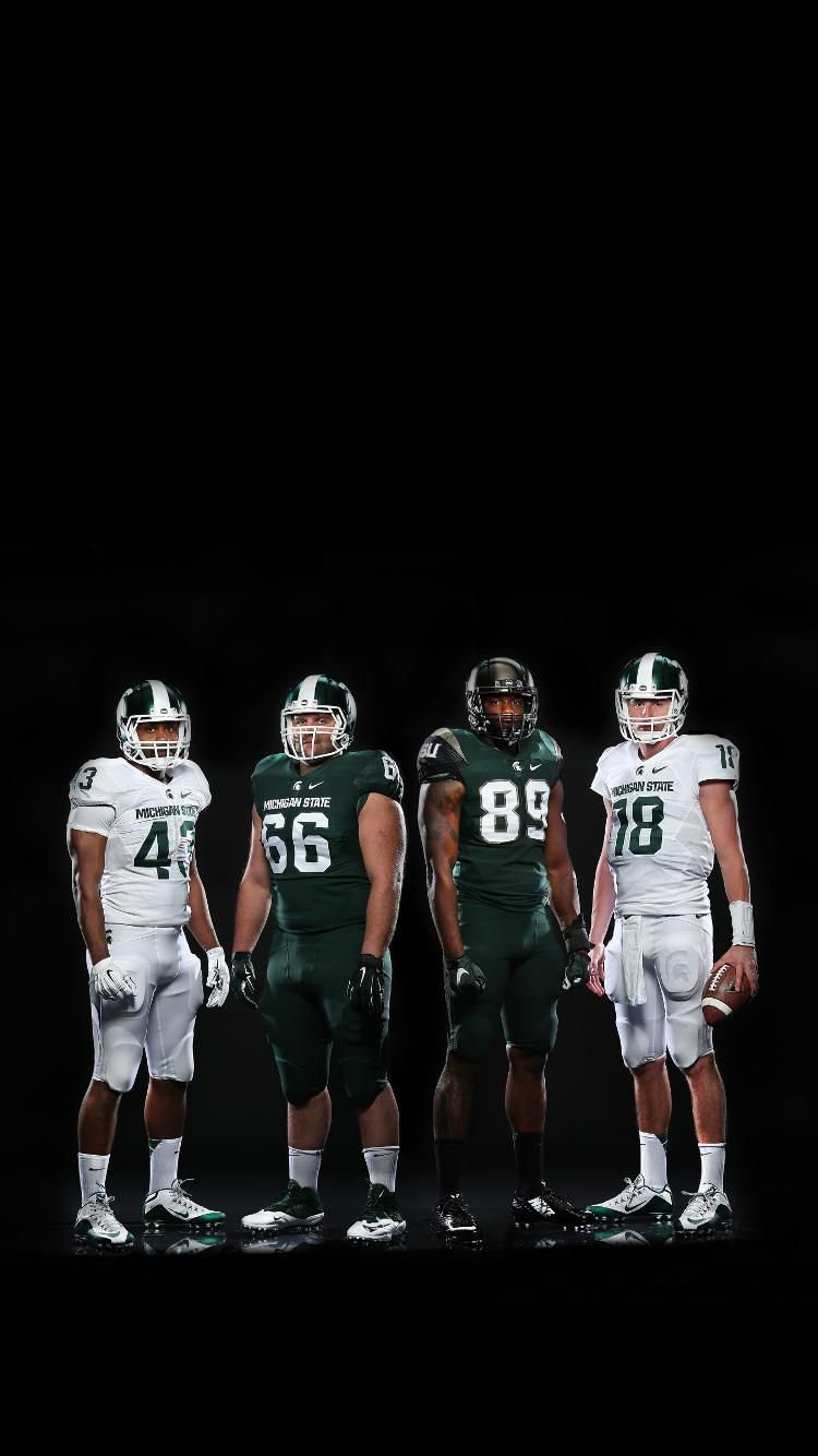 750x1334 Spartan Sports Page on   iPhone Wallpaper   Michigan state football ...