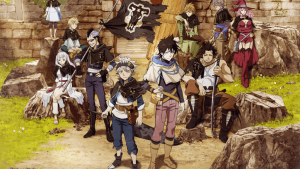 Black Clover 4K Wallpapers – Top Free Black Clover 4K Backgrounds