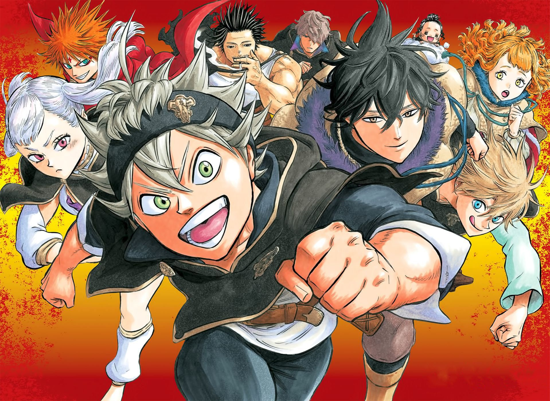 1918x1400 45 Black Clover HD Wallpapers   Background Images - Wallpaper Abyss
