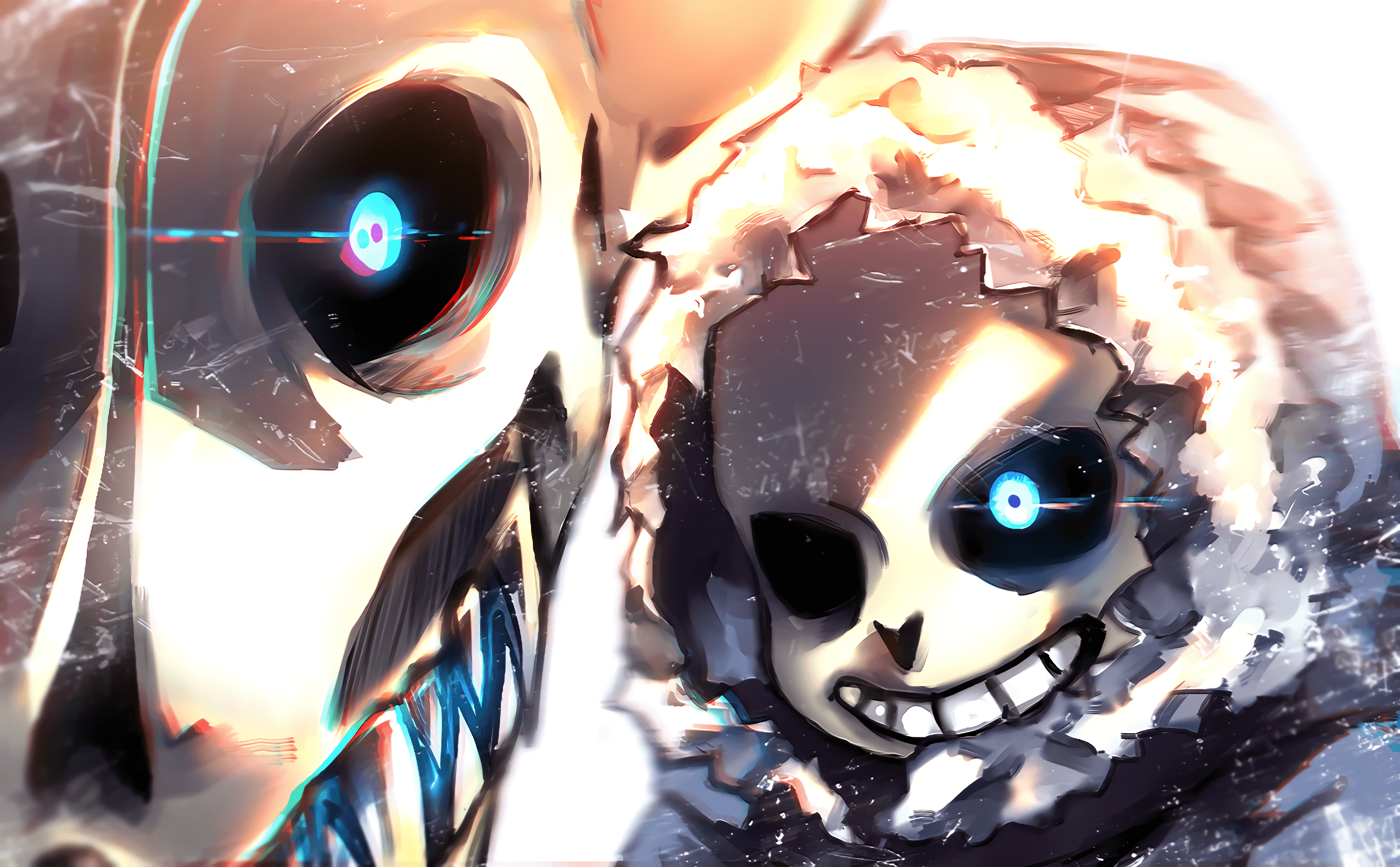 2906x1800 276 Undertale HD Wallpapers | Background Images - Wallpaper Abyss