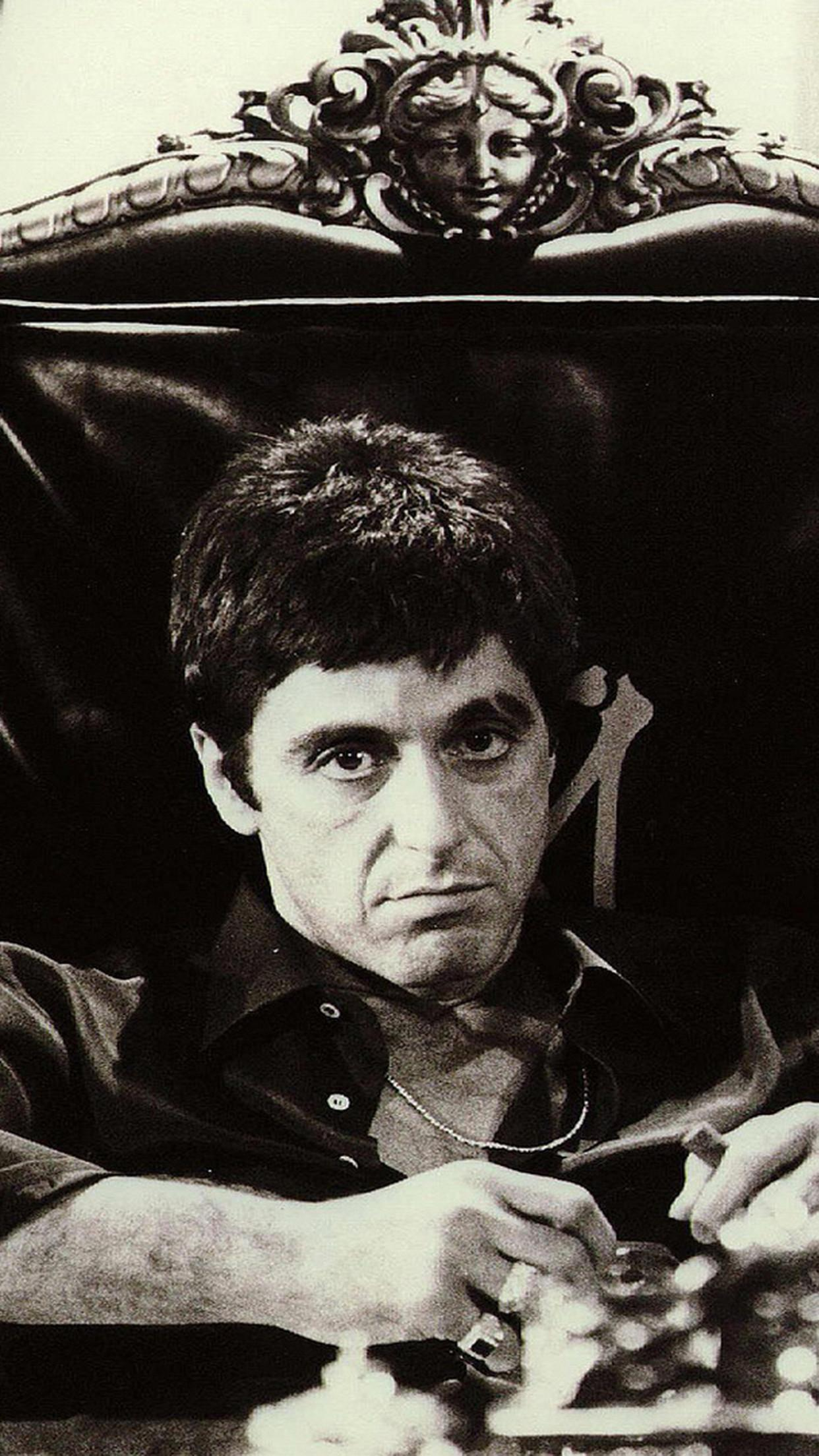 1242x2208 Tony Montana Wallpaper Iphone Group Pictures(63+)