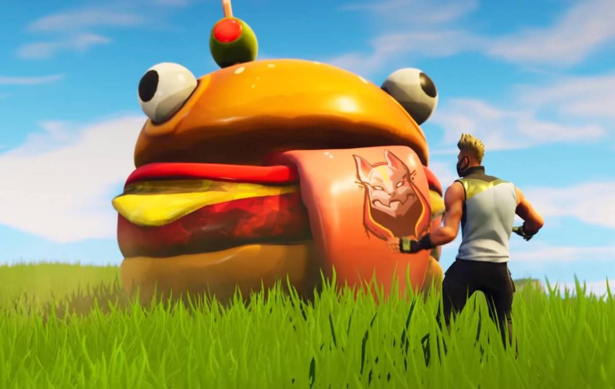 1200x758 Durr Burger Skin Finally Coming To Fortnite | Cultured Vultures