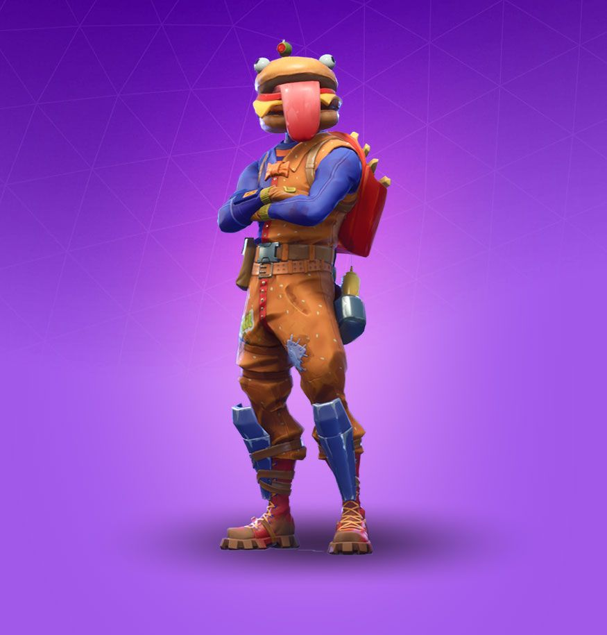 875x915 Beef Boss Skin - Fortnite Cosmetic - Pro Game Guides