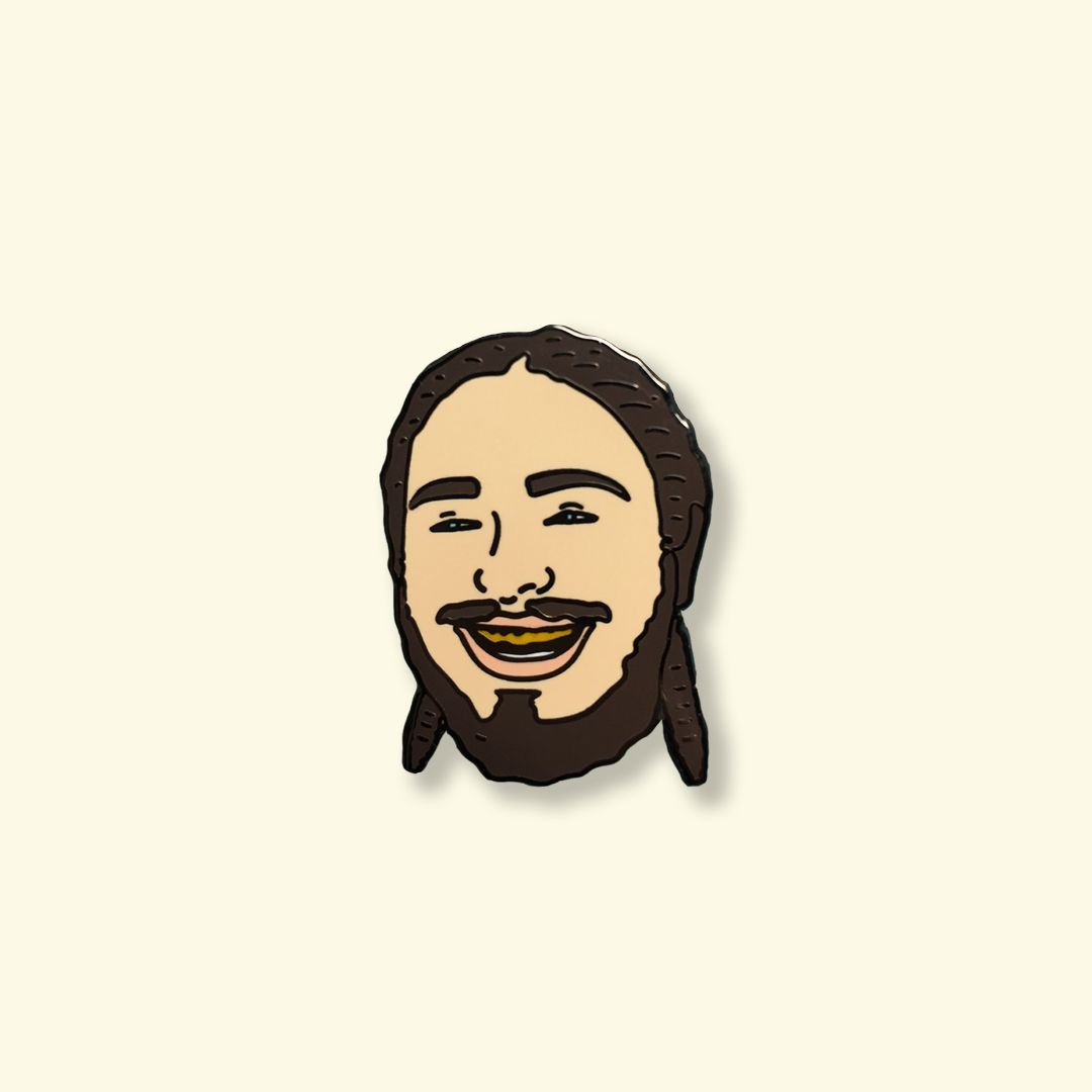 1080x1080 POST MALONE - Lee Rick Collective