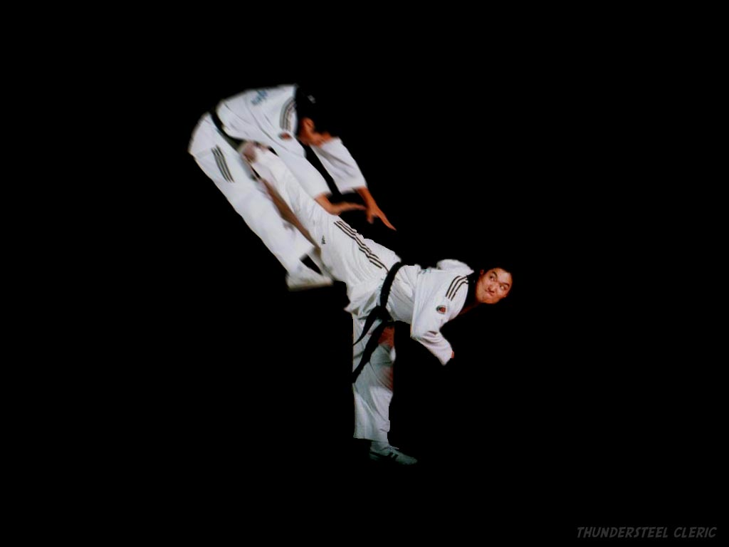 1024x768 Itf Taekwondo Wallpapers