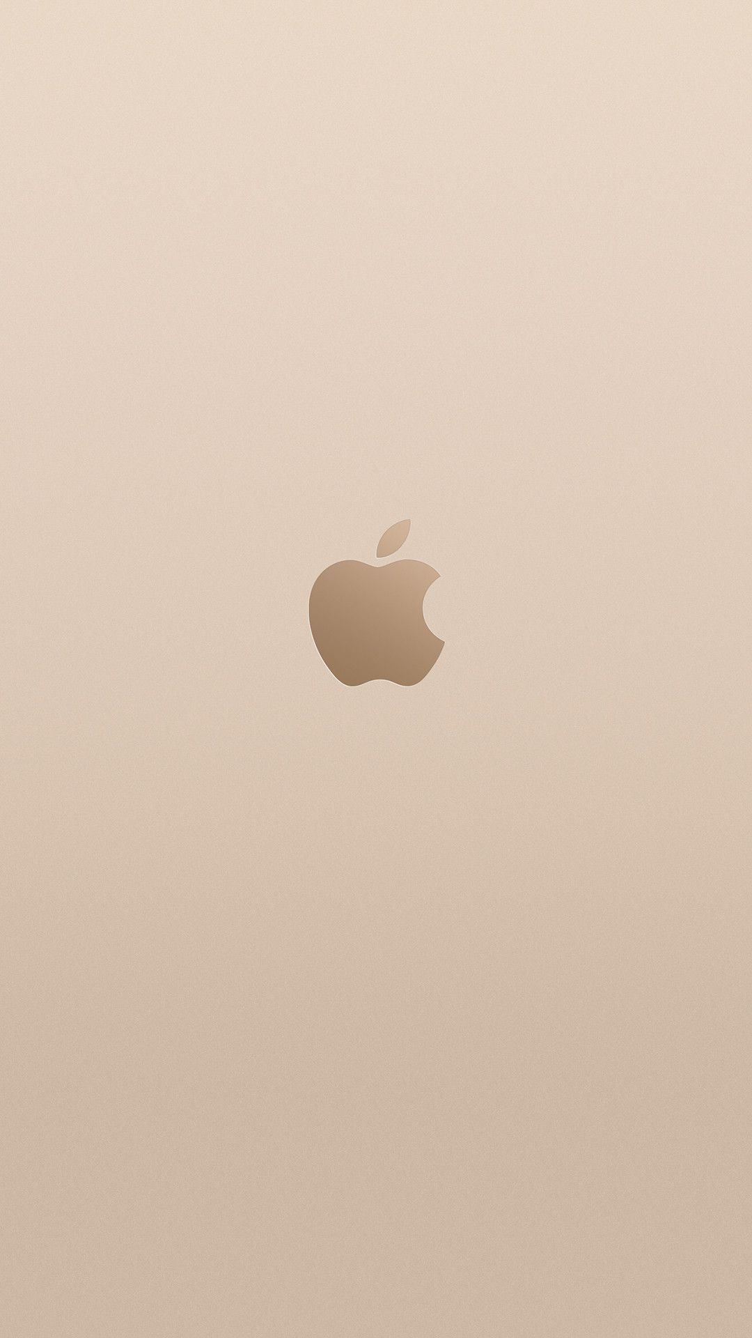 1080x1920 Champagne gold Apple logo | Marvel in 2019 | Iphone 6 plus ...