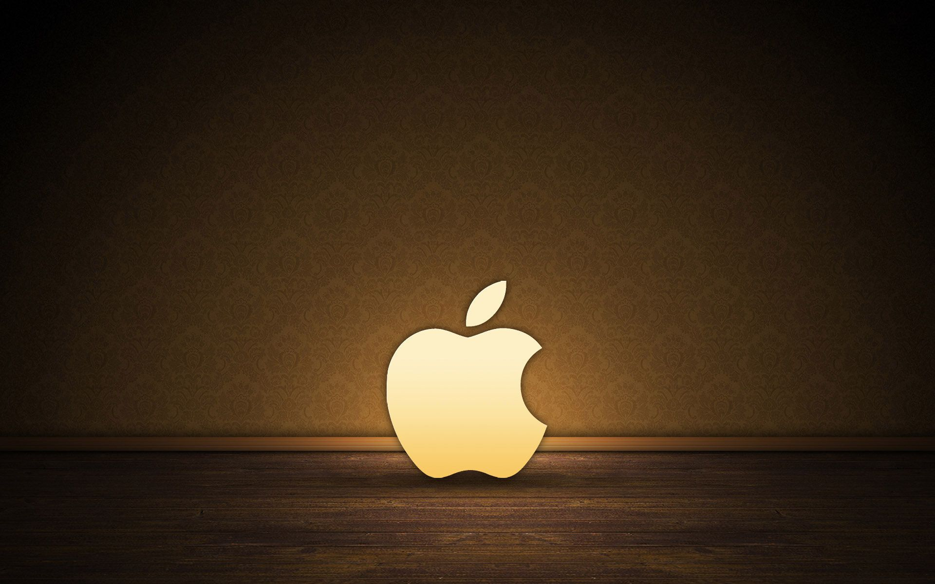 1920x1200 Golden Apple Graphic | HD Brands and Logos Wallpapers for Mobile and ...