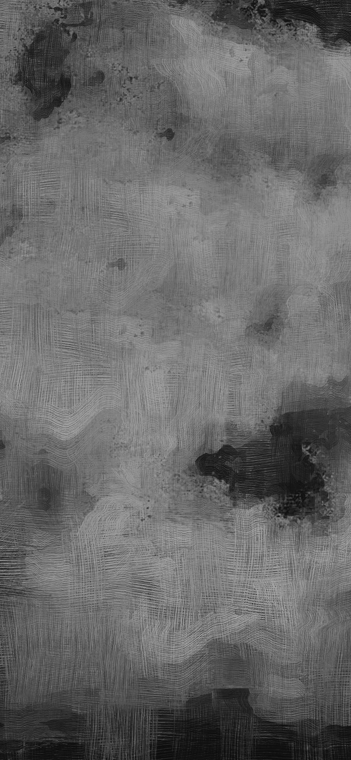 1125x2436 iPhonePapers - vl25-samsung-galaxy-dark-texture-art-oil-painting-pattern